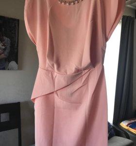 Новое коктейльное платье