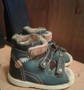 Детские ортопедические сандалии Sursil 21