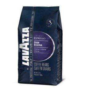 Кофе зерновой Lavazza Gran Riserva 1кг