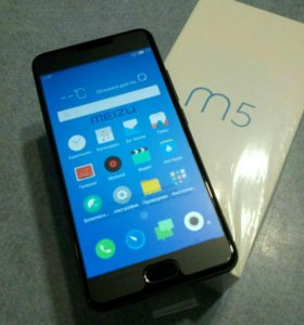 Meizu M5 Black - Новый!