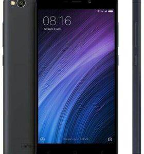 Xiaomi 4A 2/16 black НОВЫЙ