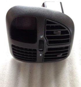 Диффузор воздуховода ducato с 2001-2011