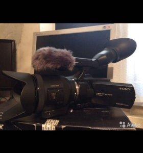Sony vg30eh 18-200mm