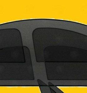 Съёмные шторки тонировка для автомобиля