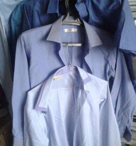 Рубашки для мальчика 14-16 лет
