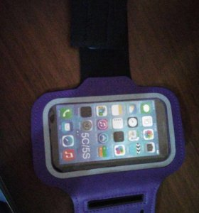 Повязка на руку для бега на телефон iPhone 5s5se5c