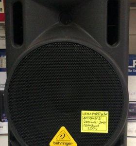 Активная акустика туринговая Behringer (германия)