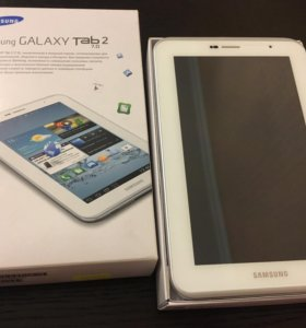 Samsung Galaxy Tab 2 7.0 Wi-Fi+3G.