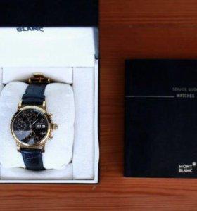 MONT BLANC часы оригинал