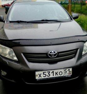 Toyota corolla 2007 г.в.