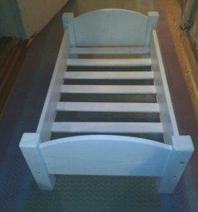 Кроватка для пупсика