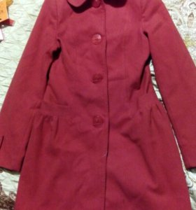 Пальто на худенькую девушку