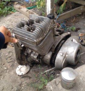 Двигатель муравья 250 2т