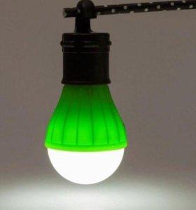 кемпинговая лампа