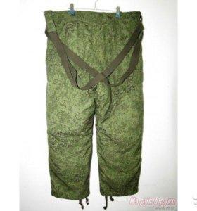 Зимние военные штаны