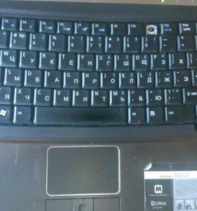 Ноутбук acer Extensa 5620Z