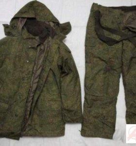 Комплект зимней военной формы