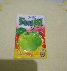 Растворимый напиток вкус яблока из Болгарии