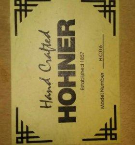 Гитара Hohner hc06