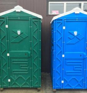 Кабина туалетная, биотуалет