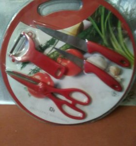 Кухонные ножи набор Excellent Houseware