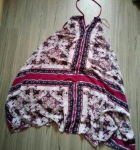 Платье под грудь