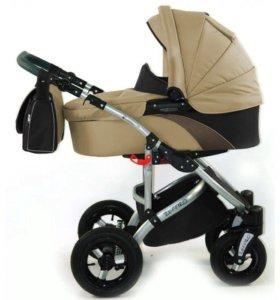 Детская коляска 2 в 1 Parusok Zeffiro