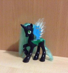 My little pony Кризалис