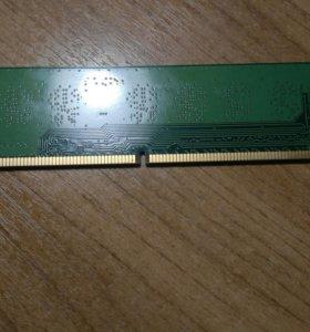 Продам оперативную память Kingmax 4GB DDR3