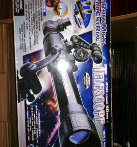 Нетронутый телескоп