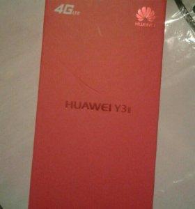 Телефон Huawei Y3 ll