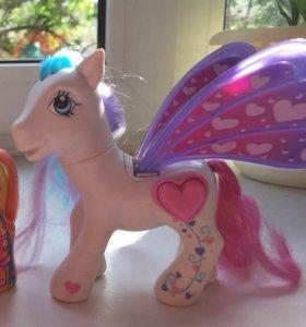 My little pony Интреактивная