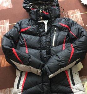Куртка горнолыжная и шуба