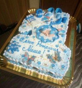 Торт к любому празднику.