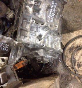 Двигатель подон поршня на Сузуки К 12 В