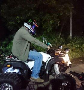 Квадроцикл ATV YAMAHA GRIZLI 200сс