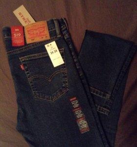 LEVIS 519™ extreme skinny jeans (мужские джинсы)