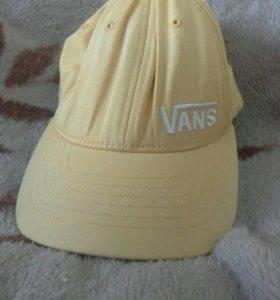 Оригинальная кепка Vans
