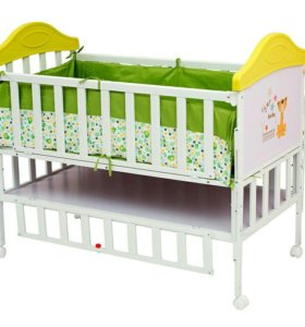Кроватка  Babyhit Sleepy (новая)