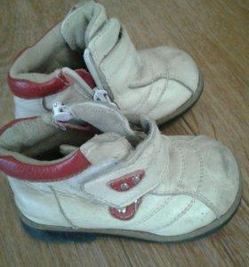 Ботинки, обувь детская