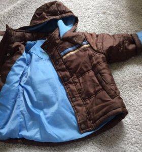 Куртка демисезонные германия