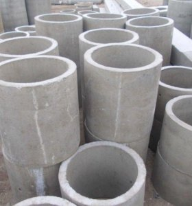 Кольцо бетонное КС 7-6 (жби для канализации)