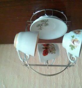 подставка д/чайной посуды