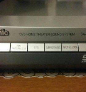 panasonic SA-HT520 домашний кинотеатр