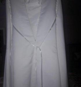 Продам свадебное платье,рост 158-160