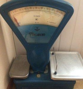 Весы Томь