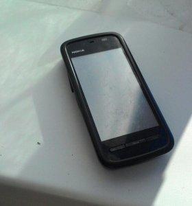Nokia 5230 сенсорный смартфон