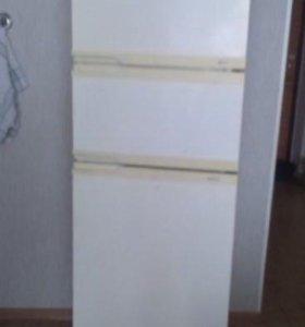 Трёхкамерный холодильник Голдстар