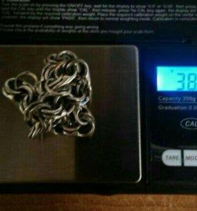 Продам серебряный браслет 925 пробы