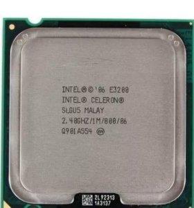 Intel E3200 dual core